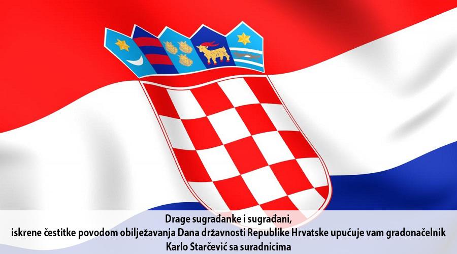 LokalnaHrvatska.hr Gospić cestitka